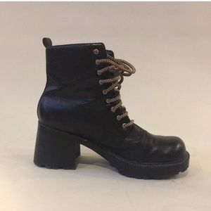 90s Lower East Side Boots